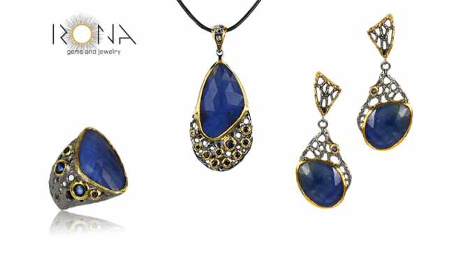 Image: BLUE SAPPHIRE COLLECTION