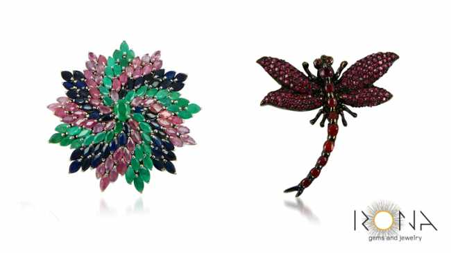 Image: BROOCH COLLECTION