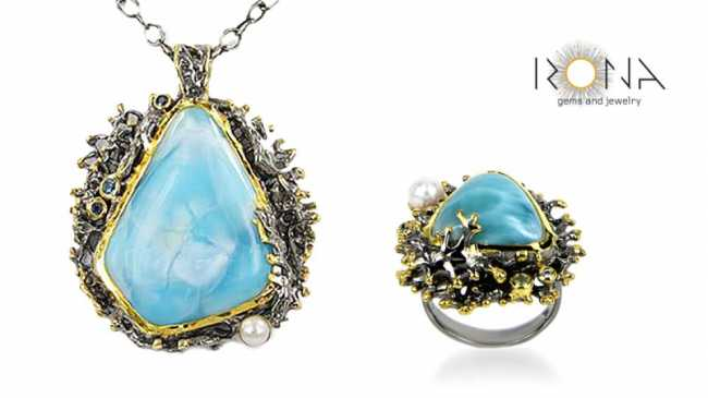 Image: LARIMAR COLLECTION